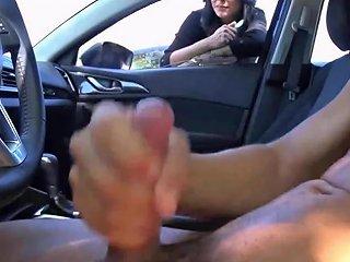 Office Girl Watches As Dude Masturbate His Dick Hd Porn De