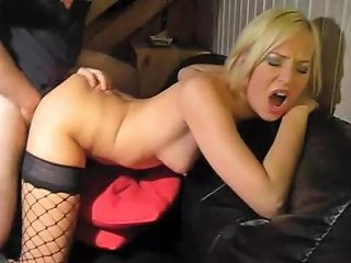 German Whore Gets Fucked Rough And Loves It Free Porn B0