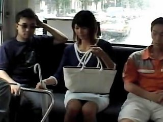 Grope Chikan Bus 3 By Packmans Free Bus Grope Porn Video 77