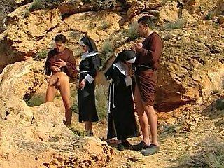 Nuns 31 Free Vintage Group Sex Porn Video 5f Xhamster