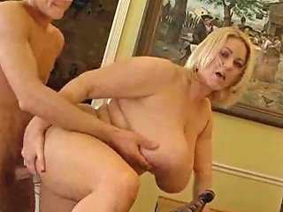 Blonde With Huge Boobs Takes Big Load Bvr Free Porn 52