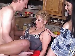 Mmv Films Busty Mature Amateur Threesome Porn Ed Xhamster