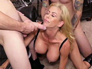 Bang Confessions Alexis Fawx Gives Her Stepson A