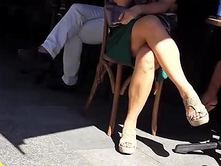 Sexy Mature Crossed Legs Feets Upskirt Porn 92 Xhamster