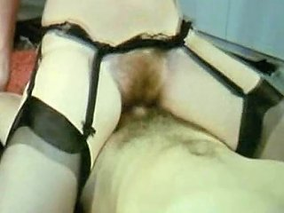 Sexy Vintage Video Of Hot Sex Stockings And Fur Porn F6