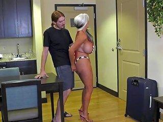 My Girlfriends Mom Ii Balls Deep In Her Ass Free Porn 27