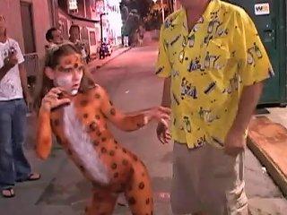 Crazy Halloween Street Party Part 1 Free Porn 3b Xhamster