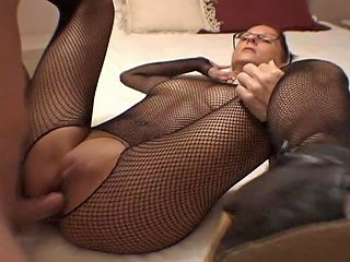 Glasses And Fishnets Babe Pt3 Free Hardcore Porn Video BF