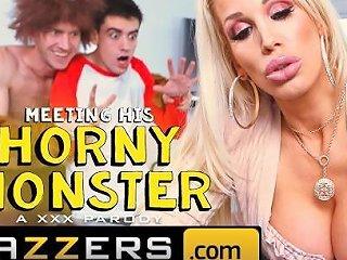 Brazzers Big Tit Blonde Milf Rebecca More Gets Fucked A Xxx Parody