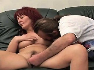 Busty Milf Gets Pussy Banged By Horny Amputee Nuvid