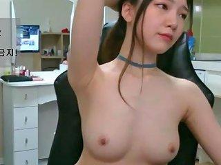Asian Teen Camgirl Smoking And Teasing