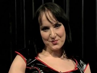 Eurobabe Tiedup And Punished By Lezdom Txxx Com