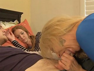 Fucking My Girls Mom While She Sleeps Porn Videos