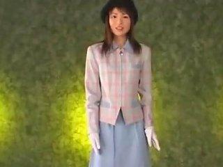Japanese Gloves Handjob