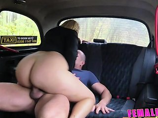 Female Fake Taxi Busty Curvy Squirting Blonde Driver Nuvid