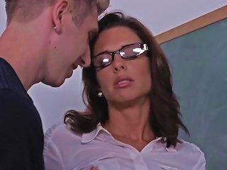 Veronica Avluv Danny Wylde In My First Sex Teacher Upornia Com