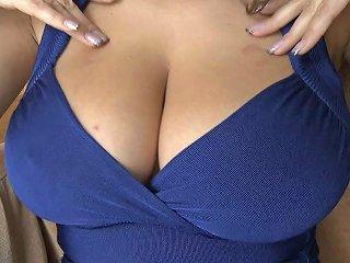 Jane Sucks On Her Nipples While This Guy Bangs Her Hard