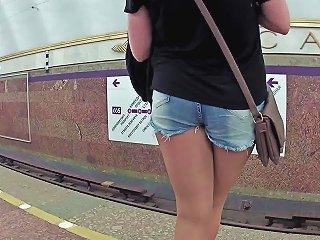 Shorts And Pantyhose