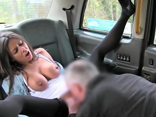 Busty Amateur Babe Drilled In The Taxi To Off Her Fare Hdzog Free Xxx Hd High Quality Sex Tube