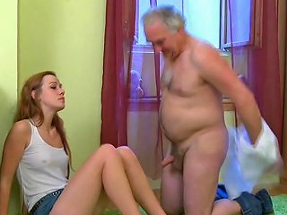 Beautiful Babe Gets Banged From Behind By Old Nasty Gu Porn Videos