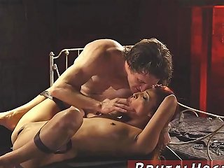 Slave Bar Gangbang And HD Extreme Teen Anal Poor Lil Jade Jantzen She Just Desired To