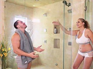 Julia Ann Fucking In The Shower 124 Redtube Free Blowjob Porn