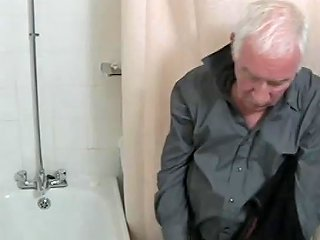 Shower And A Jerk Off For Grandpa Gay Porn 6d Xhamster