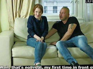Redhead Mila Loves Big Cock Free Big Redhead Hd Porn B1