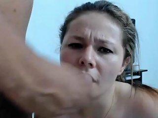 18yo Stepsister Begging Me For A Facial Porn F8 Xhamster