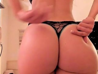 She Pulls Down Her Lingerie For A Quickie Part 05