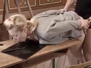 Student Fucked By Teacher On Classroom Table By