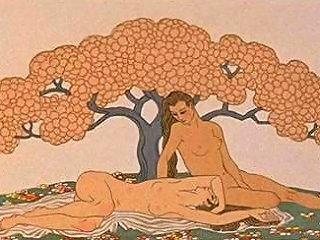 Erotic Art Of George Barbier 2 Poemes En Prose Porn 7f