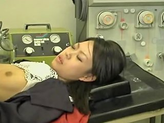 Gyno Used Several Sex Toys During This Babe S Pussy Exam