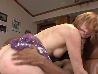 Beautiful Freckled Redhead Ass Fucked By A Really Big Dick