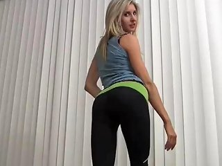 Jerk Off To Me While I Am Doing My Yoga Joi