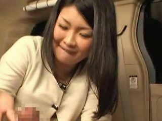 Hot Pov Blowjob By Lovely Japanese Girl In Limousine Any Porn