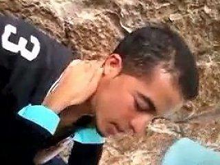 Arab Slutty A Bit Shy But Horny Girl Flashed Her Perky Big Titties On Cam