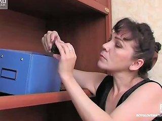 Lillian Vitas Raunchy Mature Video