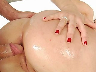 Sucking And Sticking Hid Dick Through Mandy Muse's Pussy Lips