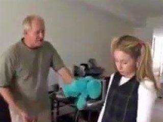 Stp1 Skinny Little Granddaughter Loves Getting Fucked