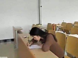 Chinese Girl Tickling