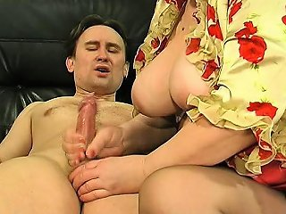 Hot Russian Mature With Huge Boobs Drtuber