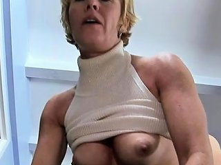 Juicy Bawdy Cleft Of Mature Babe Is Roughly Banged Nuvid