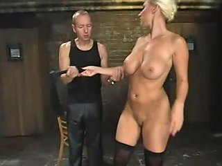 Busty Devon Lee Gets Whipped And Fucked In Bdsm Video