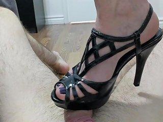 Shoejob Footjob Amp Handjob By Mistress Zaz