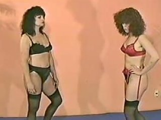 Facesitting And Smothering Catfight At The Club Porn 23