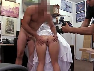 Tasty Deserted Young Bride Gets Her Pussy Pounded To Avenge Partner
