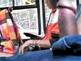 Wtf Check Dat Mate Spanking Da Monkey On Da Bus Near A