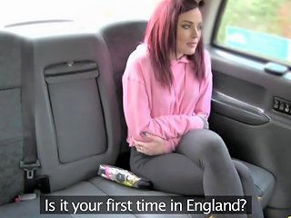 Fake Taxi American Redheads Tight Asshole Fucked By