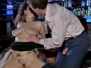 Redhead Comes To The Bar For A Drink And Gets Made Into A Nuvid